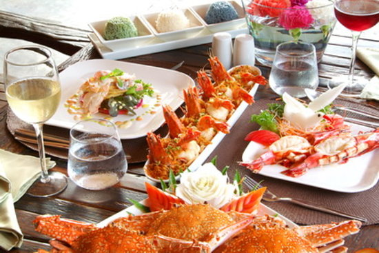 Lae Lay Grill : Seafood lovers01