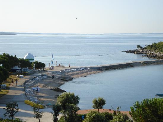 Island Hotel Istra: Sea views