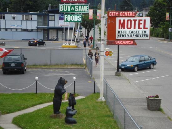 City Centre Motel: motel