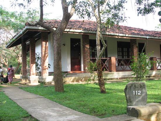 Palm Garden Village Hotel : Room number
