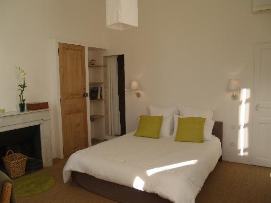 Ma Chambre d'Hotes a Montpellier: la chambre du jasmin