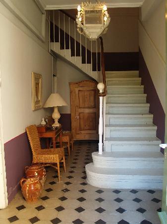 Ma Chambre d'Hotes a Montpellier: l'entrée de la maison
