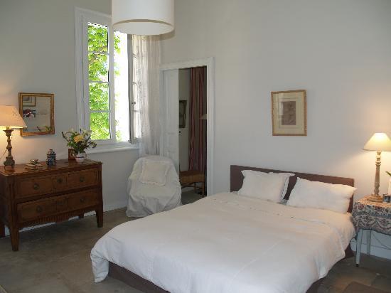 Ma Chambre d'Hotes a Montpellier: la chambre blanche