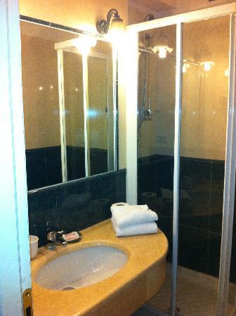 Coppede Hotel : bagno