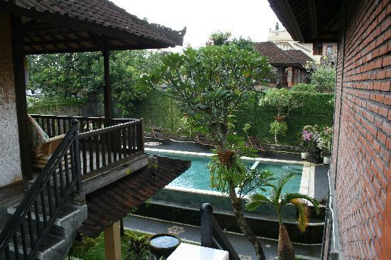 Ubud View Bungalows: Piscine