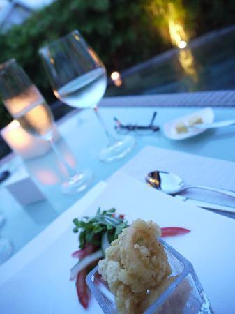 Fusion Maia Da Nang: Private dinne in Pool Suite