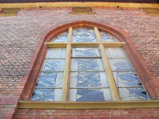 Diakoniekirche: window