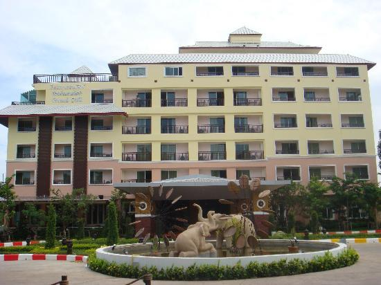 Grand Hill Resort & Spa: Hotel