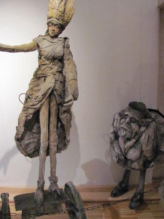 Puppeteer Museum: modern