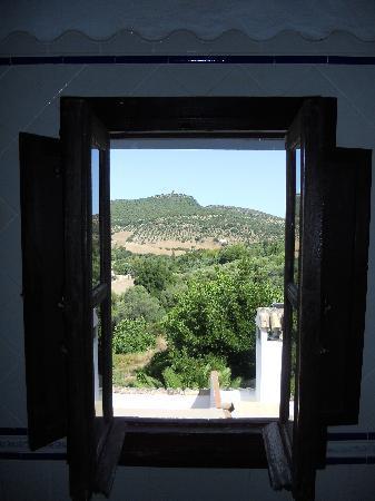 Prado del Rey, España: La vista desde el baño