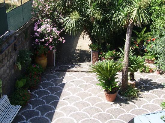Giardino Villa Pollio