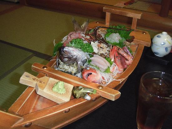 Yagisawaso: 舟盛り二人前