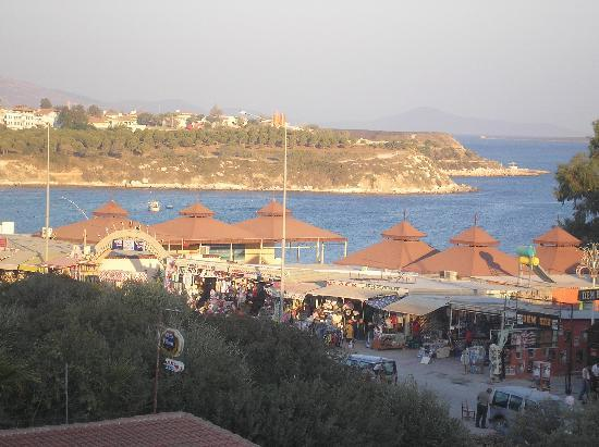 Hotel Dolphin: view2