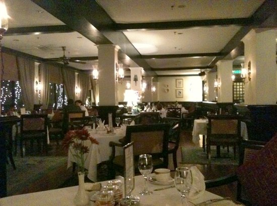 The Dining Room at Cameron Highlands Resort: the dining room