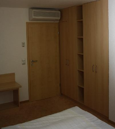 HRC Pfeffermuehle: Hotelzimmer