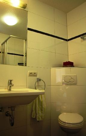HRC Pfeffermuehle: Badezimmer