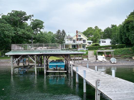 Silver Strand at Sheldrake: Dock