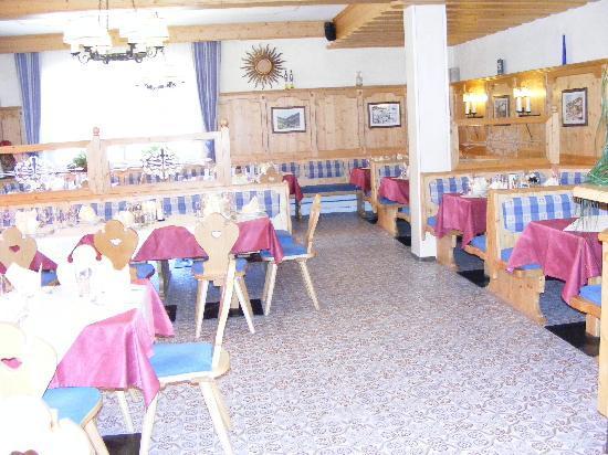 Wagrain, Østrig: restaurant