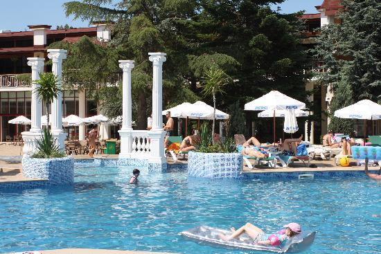 DIT Evrika Beach Club Hotel: ТК
