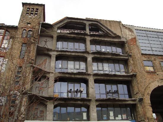 Adina Apartment Hotel Berlin Checkpoint Charlie: stanza