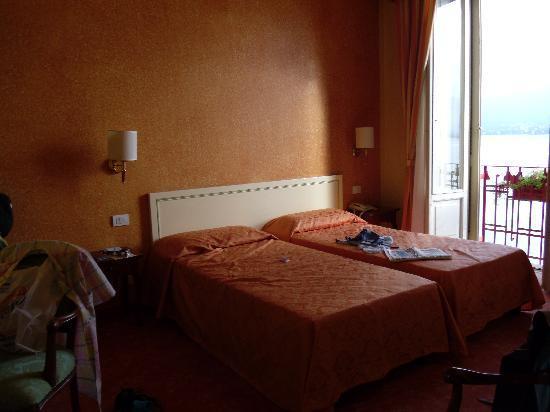 Hotel Pallanza: Nowhere near £150 a night quality