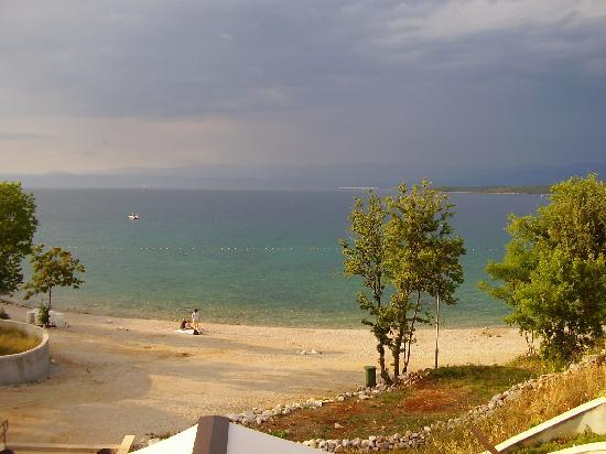 Malinska, Croatia: PLAYA