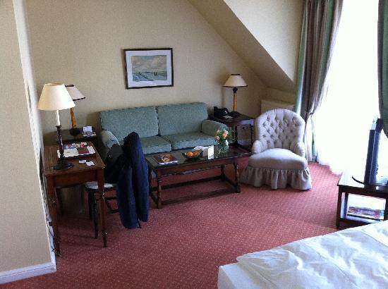 Hotel Stadt Hamburg: Zimmer_1
