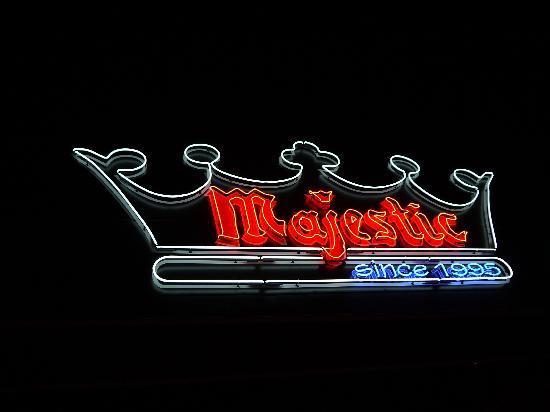 Majestic Restaurant İçmeler: Majestic