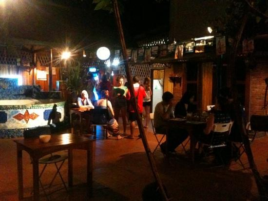 Fathima Restaurant: night party