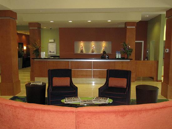 Fairfield Inn & Suites Winnipeg: Lobby