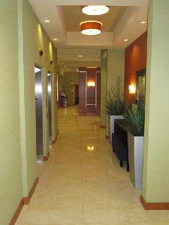 Fairfield Inn & Suites Winnipeg: Lobby