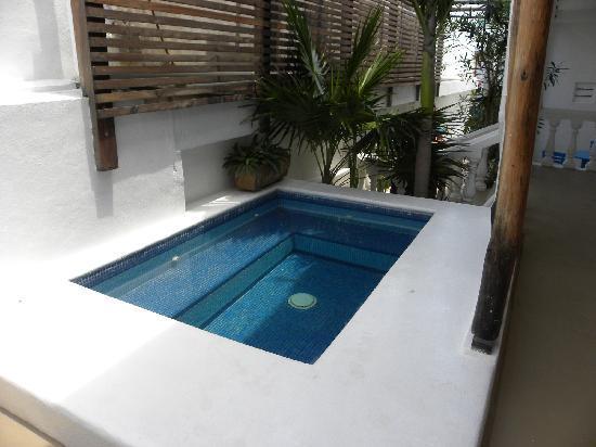 Casa el Pio: Pool
