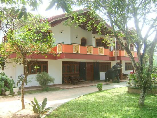 Beruwala, Sri Lanka: die Sumal Villa
