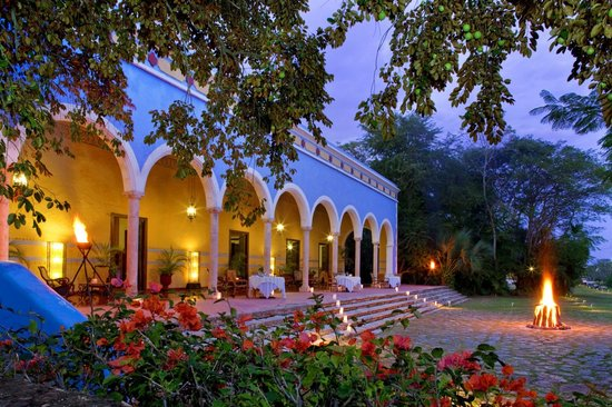Hacienda Santa Rosa, A Luxury Collection Hotel, Santa Rosa is near Oxkintok