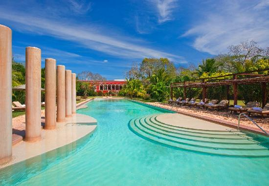Hacienda Temozon, A Luxury Collection Hotel: Pool