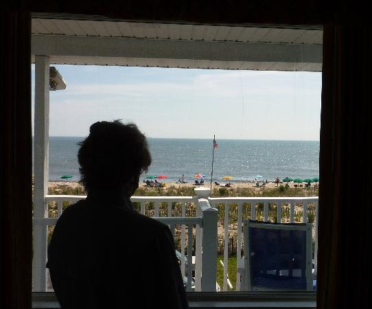 Dewey Beach, DE: A Room with a View...