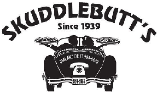 Skuddlebutts: Logo