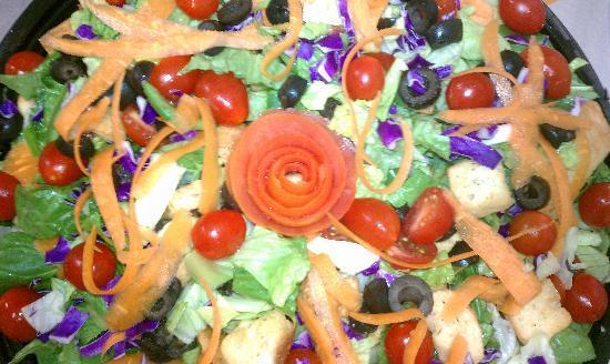 Skuddlebutts: Salad