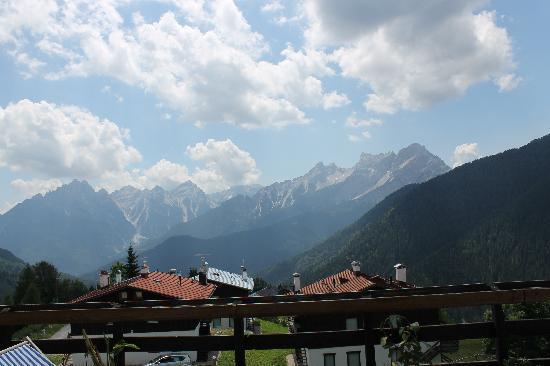 Hotel La Caminatha: veduta dalla sala da pranzo
