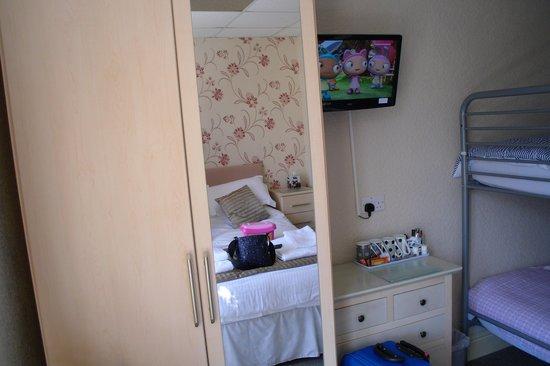 Cherry Tree House Hotel: TV