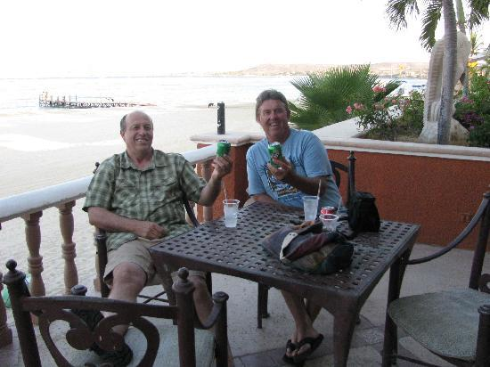 Los Barriles, Mexico: Living it up at the Palmas de Cortez!