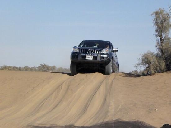 Ligne d'Aventure - Day Tours: Dunes driving