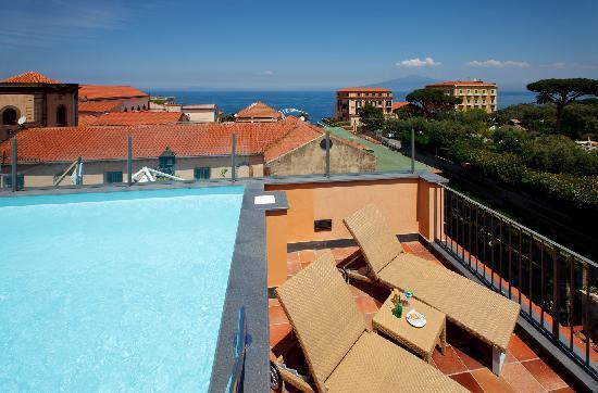 Hotel Palazzo Guardati : Jacuzzi