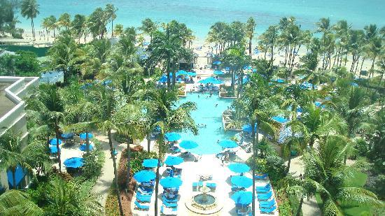 The Ritz-Carlton, San Juan: View from room