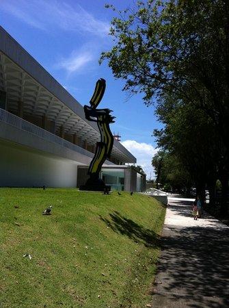 Museo de Arte de Ponce: entrance