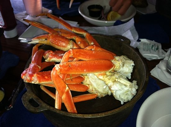 The Crazy Crab Jarvis Creek : Crazy Crab Boil-the best around!