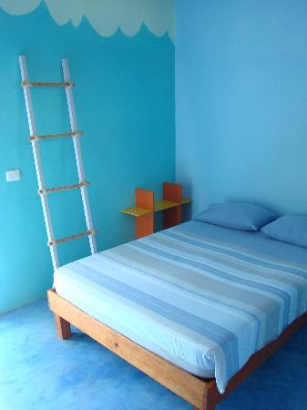 Tribu Hostel: Double room