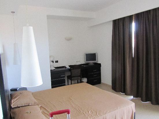 Hotel Baja: camera