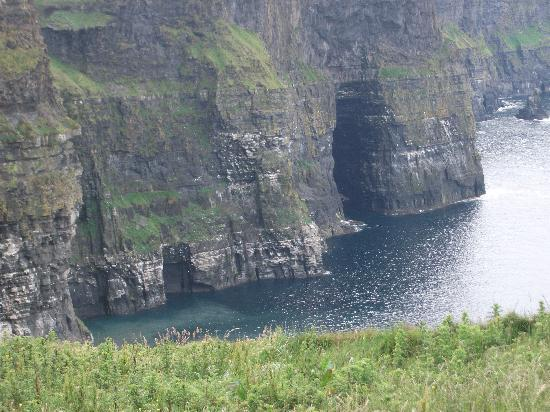 Spanish Point, Ireland: Clifs of Moher