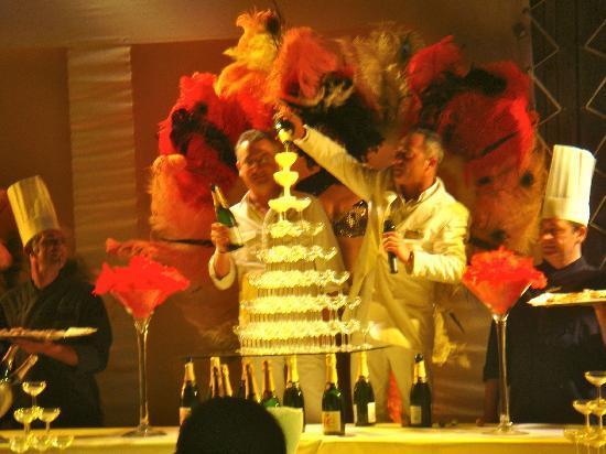 Club Med La Palmyre Atlantique: Le 14 juillet on fait la fête